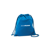 Green & Good Columbia coloured drawstring backpack