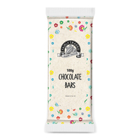 Flow Wrapped 100g Chocolate Bar