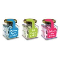 Colour Matched Humbugs - Jars