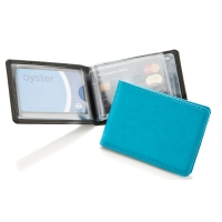 Belluno Leatherette Credit Card Case for 6-8 Cards.