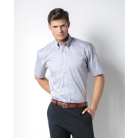 Mens Pinpoint Oxford S/S