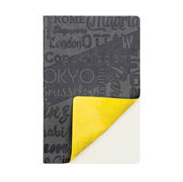 A5 Infusion Double Flexi PU Notebook.