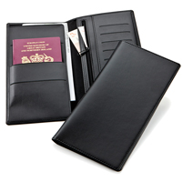 Belluno Leatherette Deluxe Travel Wallet